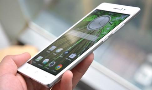 Cuộc đua smartphone siêu mỏng nóng trở lại
