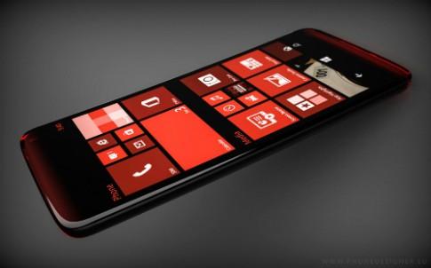 Cuối năm Microsoft mới ra Windows Phone cao cấp