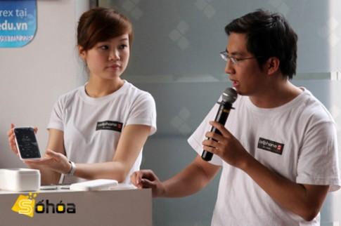 Dân công nghệ tổ chức offline HTC One X