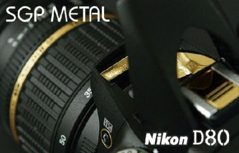 Dán trang trí Nikon D80