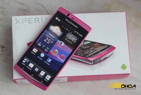 Đánh giá Sony Ericsson Xperia Arc S