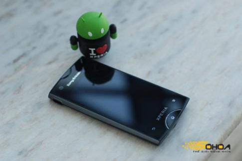 Đánh giá Sony Ericsson Xperia Ray