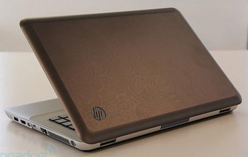 'Đập hộp' HP Envy 14 bản 2011