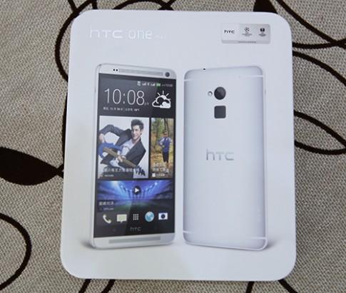 'Đập hộp' HTC One Max tại Việt Nam