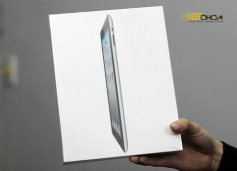 'Đập hộp' iPad 2 tại Hà Nội