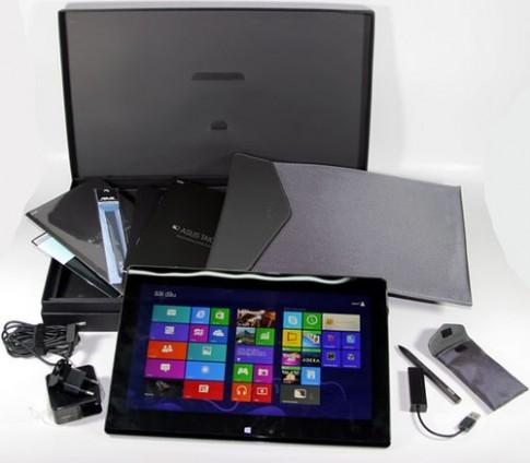 Đập hộp laptop 2 màn hình Asus Taichi