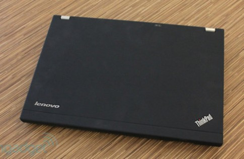 'Đập hộp' Lenovo ThinkPad X220