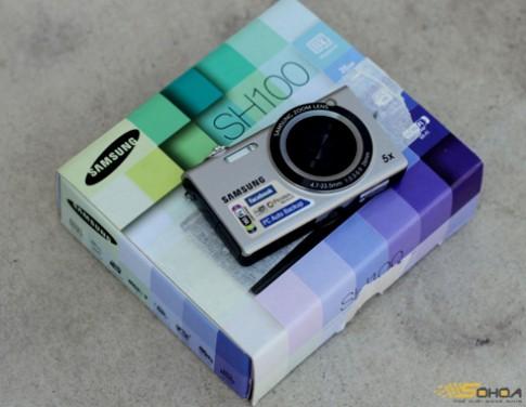 'Đập hộp' máy ảnh Samsung kết nối Wi-Fi