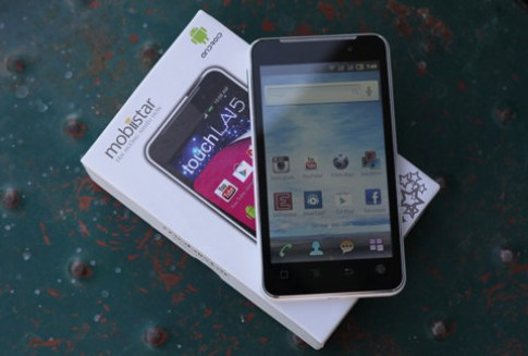 'Đập hộp' Mobiistar Touch Lai 5.0