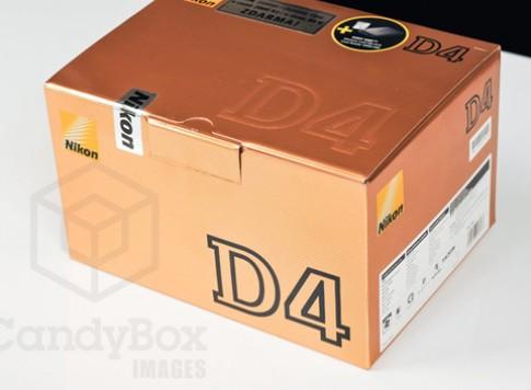 'Đập hộp' Nikon D4