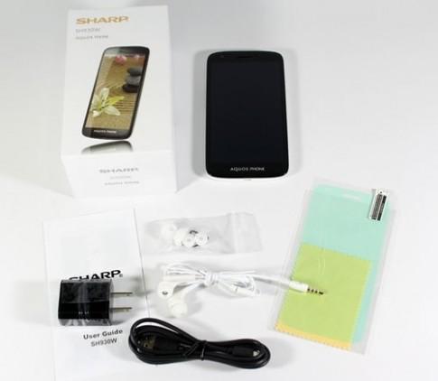 Đập hộp Sharp SH930W chính hãng, giá tốt cho màn hình Full HD