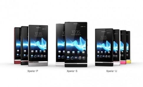 Đầu năm sau, điện thoại Sony mới được lên Jelly Bean