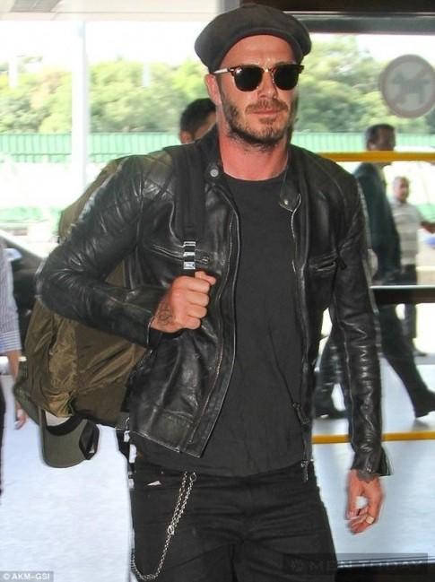 """David Beckham trở thành """"người rừng"""" Amazon"""