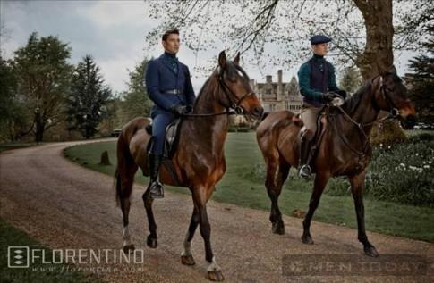 David Guillo và Lasse Hansen lịch lãm và sang trọng với trang phục Florentino