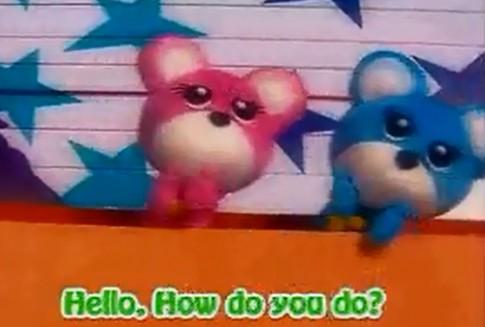 Dạy bé bài hát 'Xin chào' bằng tiếng Anh