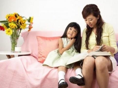 Dạy tiếng Anh cho trẻ ở nhà