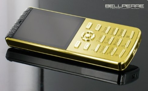 'Dế' Bellperre 316L với thiết kế châu Âu độc đáo
