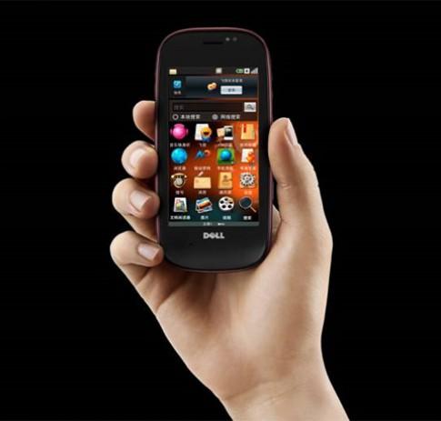 Dell chính thức bước chân vào thị trường smartphone