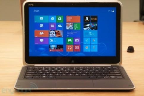 Dell cho đặt hàng ultrabook cảm ứng XPS 12 từ hôm nay