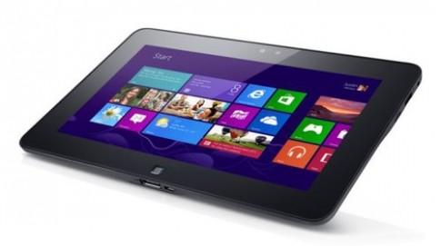 Dell giảm giá tablet Windows 8 còn từ 499 USD