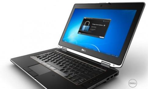 Dell giới thiệu Latitude 2011, đẹp và mạnh hơn