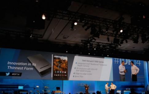 Dell giới thiệu máy tính bảng mỏng nhất thế giới