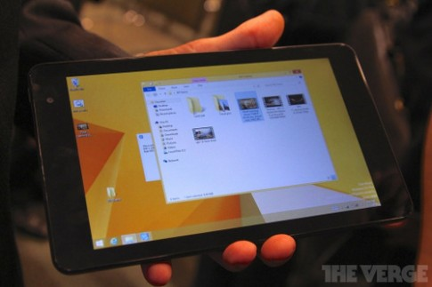 Dell hồi sinh thương hiệu Venue với tablet Windows 8.1