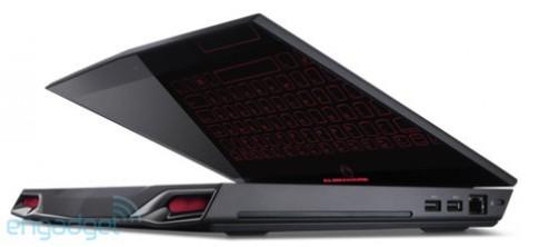 Dell trình làng Alienware M14x và M18x