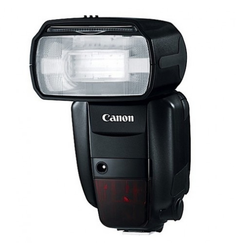 Đèn Canon Speedlite 600EX-RT và grip cho 5D Mark III