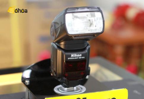 Đèn flash cao cấp nhất của Nikon tại VN
