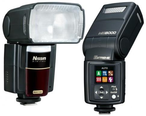Đèn flash chụp được liên tục 1.000 kiểu