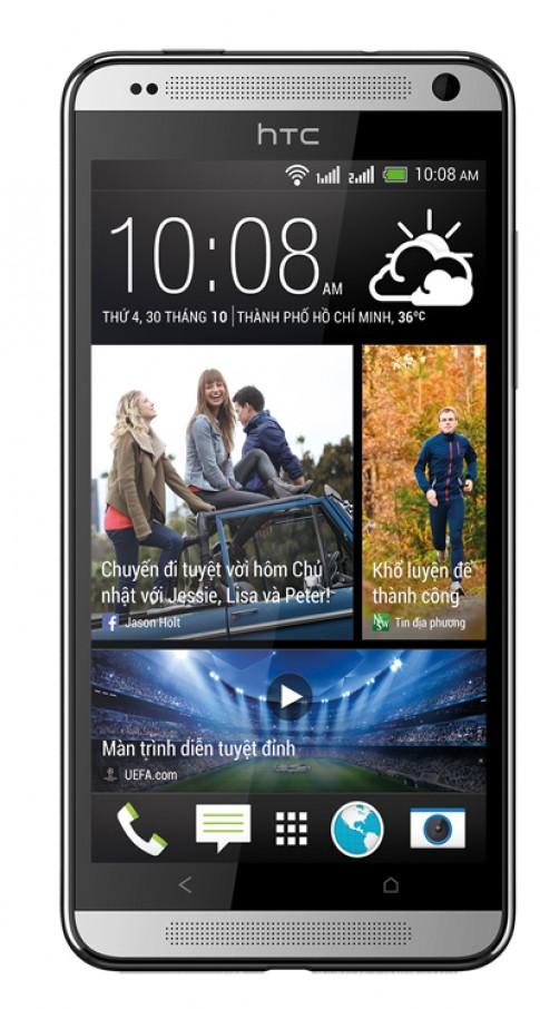 Desire 700 - smartphone tầm trung phong cách mới