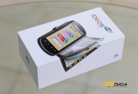 Di động Android giá rẻ từ Huawei