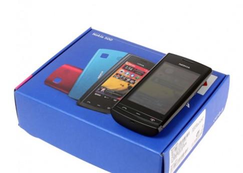 Di động Nokia 1GHz rẻ nhất tới VN