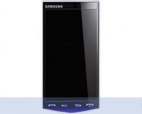 Di động Samsung chạy hệ điều hành Bada lộ ảnh