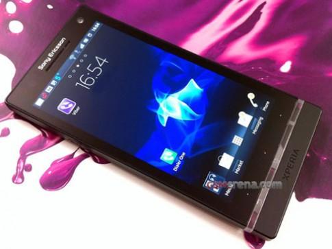 Di động Sony Ericsson màn hình HD 4,3 inch lộ thêm ảnh