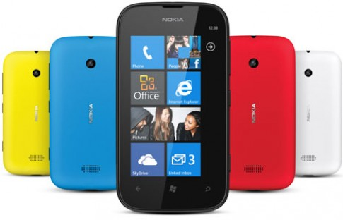 Di động Windows Phone rẻ nhất của Nokia trình làng