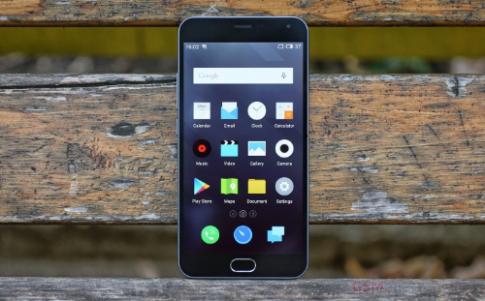 Điểm nhấn thiết kế smartphone M2 Notes