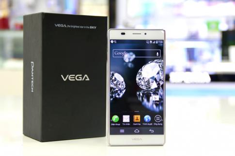 Điểm nổi bật của smartphone Vega Iron đến từ Hàn Quốc