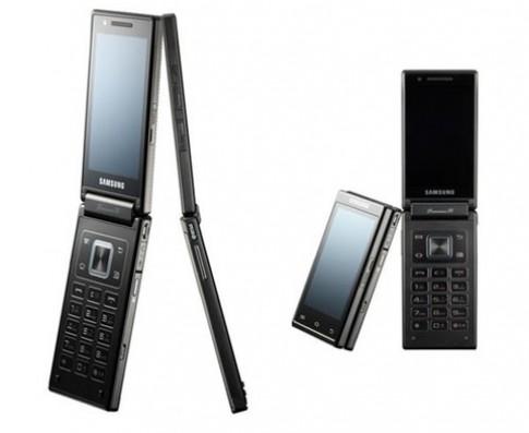 Điện thoại 2 màn hình của Samsung đắt như xe máy