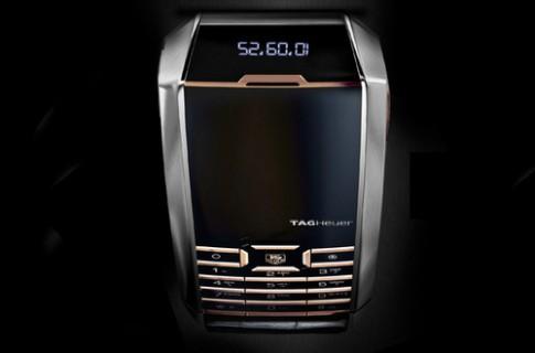 Điện thoại 2 sim hạng sang giá trăm triệu đồng
