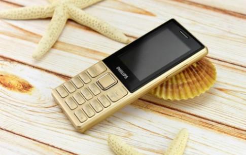 Điện thoại '2 trong 1' giá 900.000 đồng của Philips