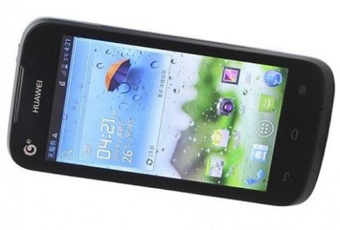Điện thoại Android 4.0 lõi kép giá rẻ 100 USD