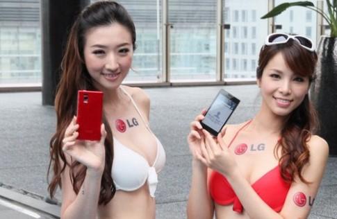 Điện thoại Android chống nước đầu tiên của LG có giá 600 USD