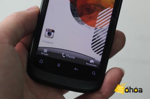 Điện thoại Android cũng đã có Instagram