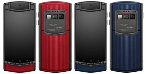 Điện thoại Android đầu tiên của Vertu thêm phiên bản đặc biệt