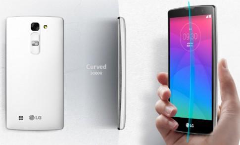 Điện thoại Android màn hình cong, giá 4 triệu đồng của LG