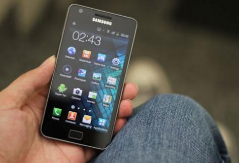 Điện thoại Android năm 2011 lên ngôi
