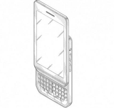 Điện thoại BlackBerry 10 kiểu dáng trượt đầu tiên