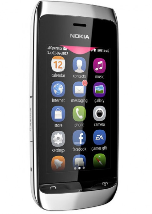 Điện thoại cảm ứng điện dung rẻ nhất của Nokia ra mắt